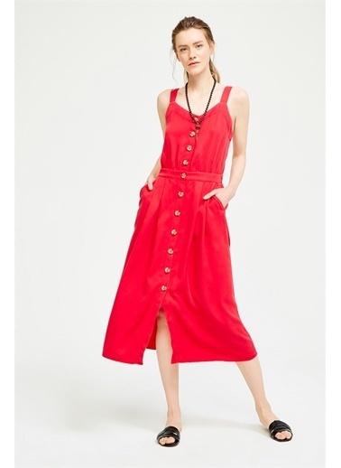 Just like you Elbise Kırmızı